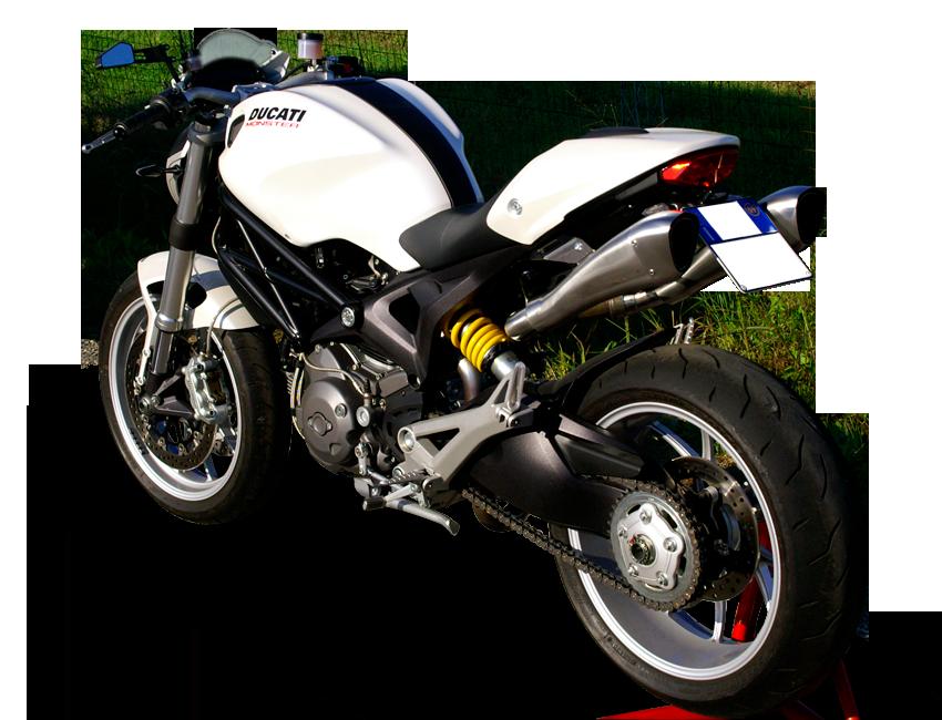 Ducati Monster  Zard Exhaust