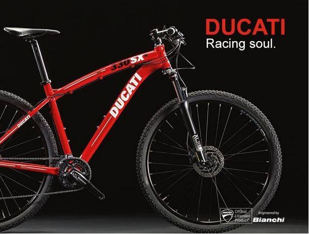 Ducati Bicycles By Bianchi