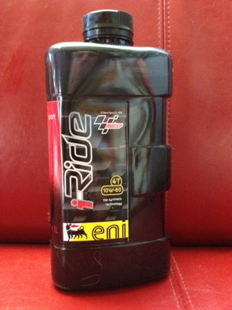 Agip Eni Synthetic Engine Oil Gp Racing