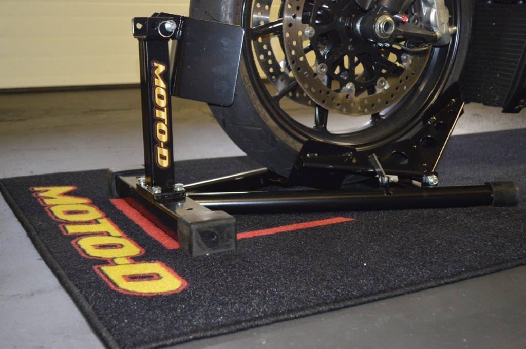 race motorcycle front wheel chock gp racing