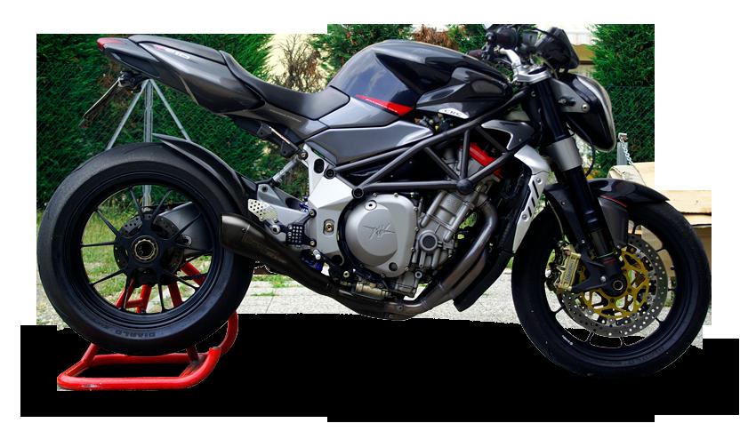 My Agusta Brutale Vs Ducati
